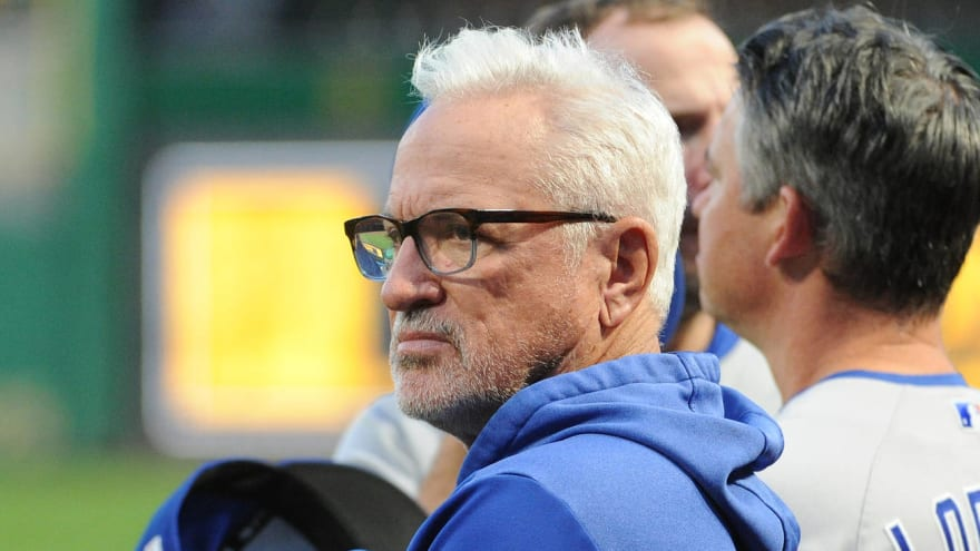 Joe Maddon already discussing implementing 'Angels Method'