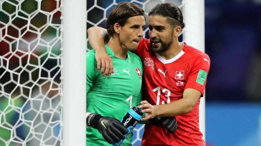 Watch Costa Rica Ties Switzerland On Brutal Own Goal By Goalie Yann Sommer Yardbarker