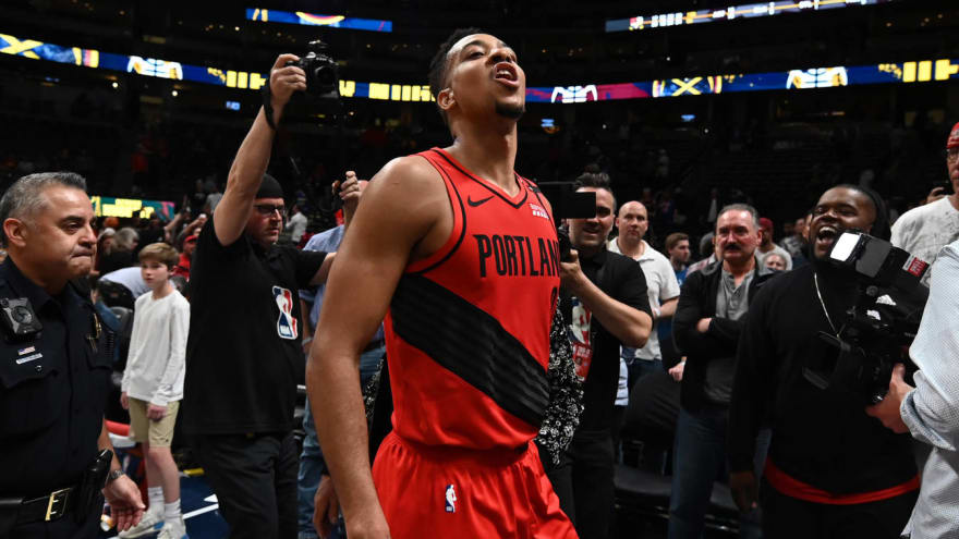 419754f8cfc4 Kevin Durant told CJ McCollum last year Blazers are not championship team