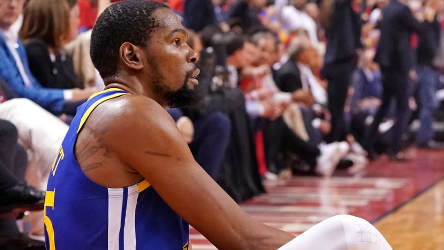 Kevin Durant to play this season?