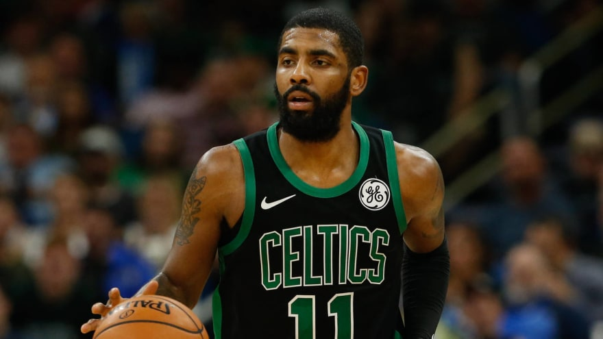 ad59c4572f Report: 'No reason to believe' Kyrie Irving will leave Celtics ...