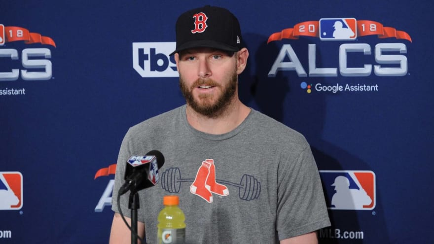 Chris Sale Blames Belly Button Ring For Alcs Hospitalization