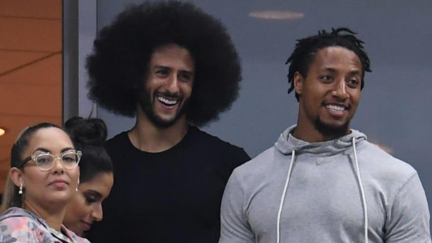 Colin Kaepernick thanks Eric Reid, slams Jay-Z partnership with NFL