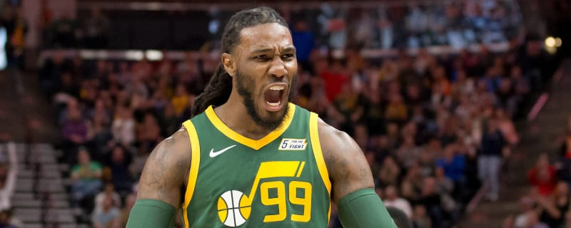 2a7efd6da359 Watch  Jae Crowder gets tech for shoving JaVale McGee