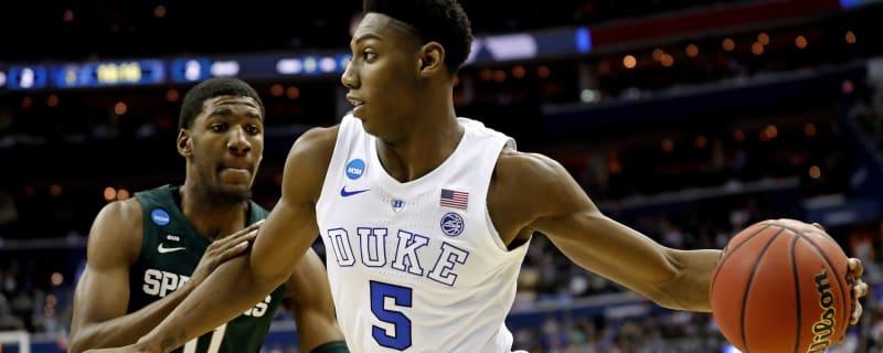 2129c80b146 Why Duke's RJ Barrett is not among our top-five NBA Draft prospects