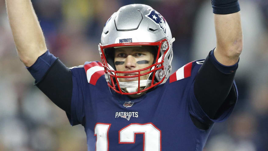 Tom Brady 'feeling really good' headed into season's homestretch