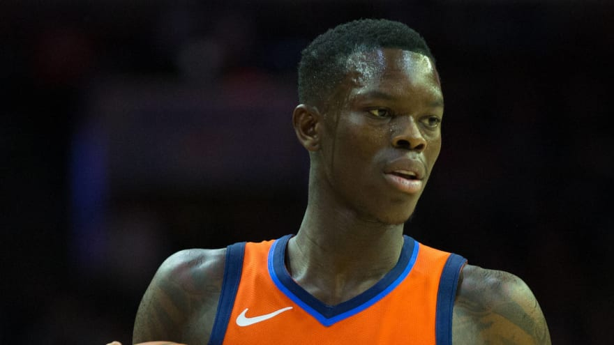 Dennis Schroder likely to be traded once season begins?