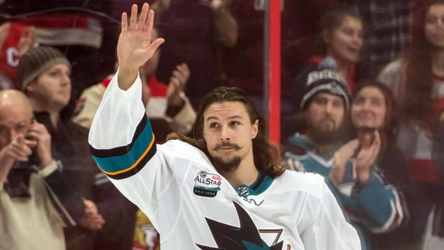 Erik Karlsson's message to Sharks fans sounds like farewell