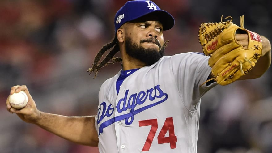 Dodgers Kenley Jansen won't exercise opt-out clause