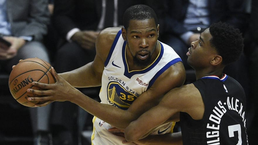 7bcec93fc6f7 Wake me when NBA playoffs are over. Here s why KD must leave Warriors.