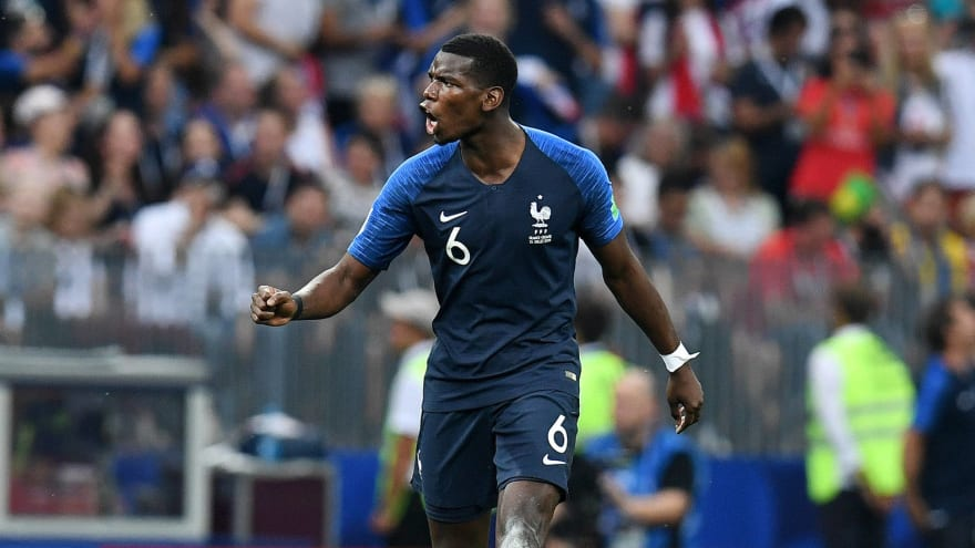 Paul Pogba isn't young anymore but he's still an enigma