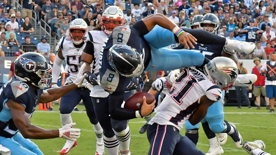 What Titans' Marcus Mariota must do to make the leap to elite