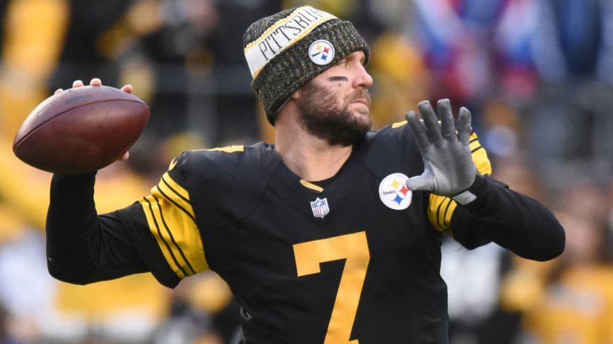 31c7eec6d85 Here's how future Hall of Famer Ben Roethlisberger can enhance his legacy
