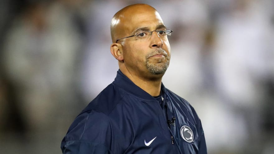 USC to target James Franklin for head coach job?