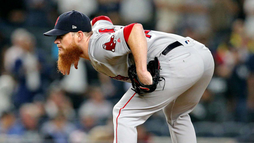 Report: Craig Kimbrel looking for six-year deal