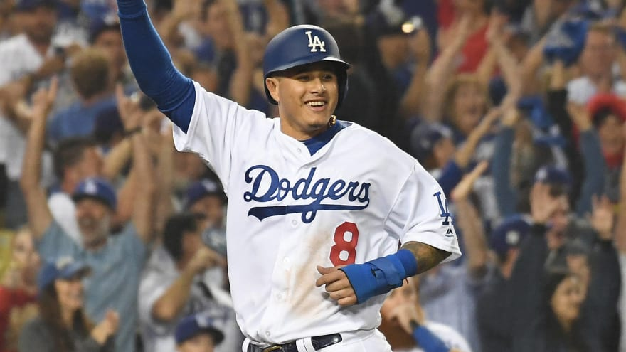 Report: Manny Machado agrees to 10-year, $300M deal with San Diego Padres