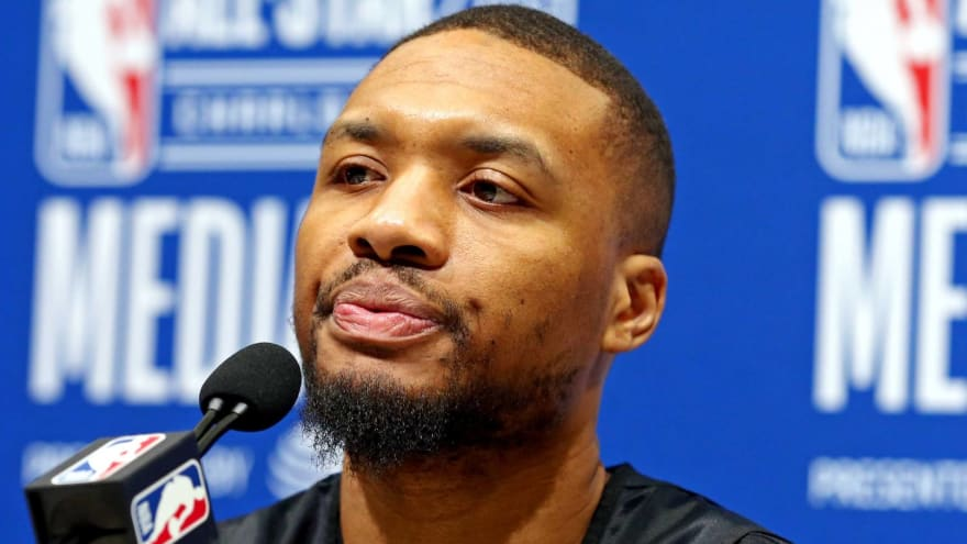 Damian Lillard says he's not willing to 'sell myself out' to win championship