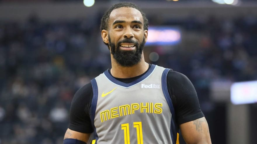 Jazz may look to add Grizzlies star Mike Conley