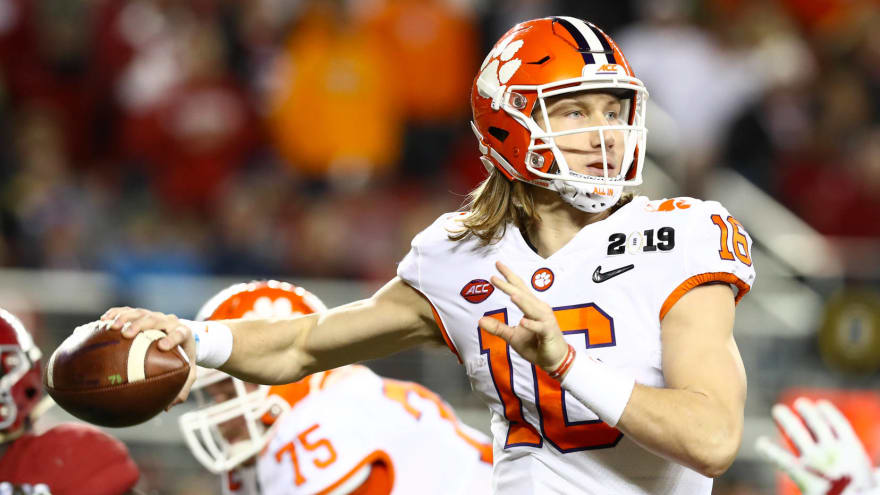 Top games to watch for the 2019 college football season