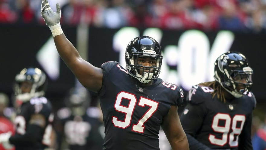Hope for Falcons, Grady Jarrett extension?