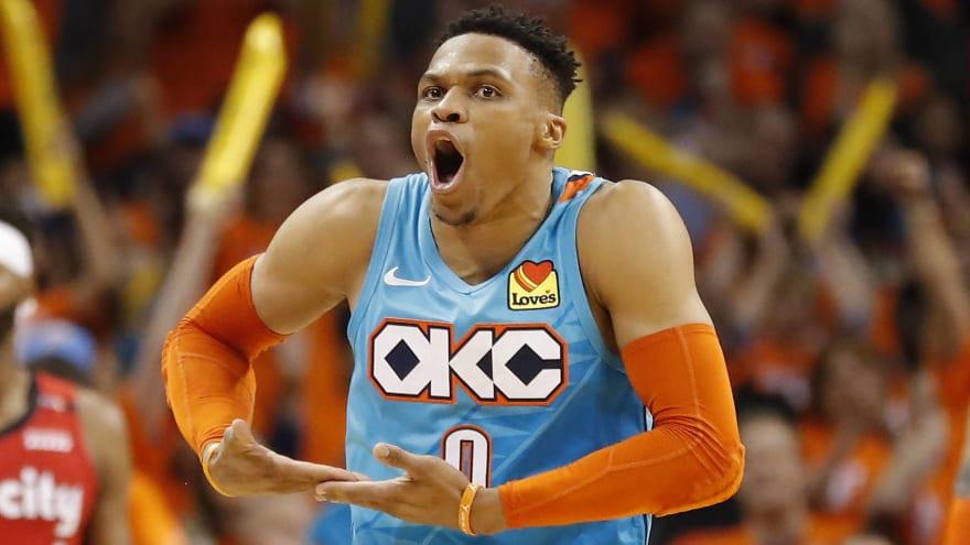 694ba6cb Knicks had no interest in trading for Russell Westbrook? | Yardbarker