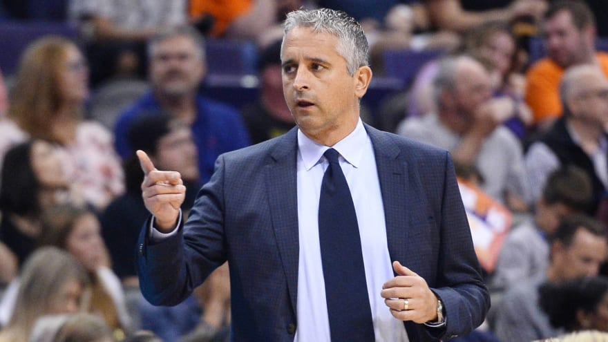 Suns GM: Firing Igor Kokoskov was 'my decision alone'