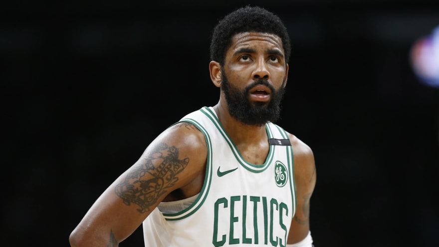 Are NBA teams becoming wary of signing Kyrie Irving?
