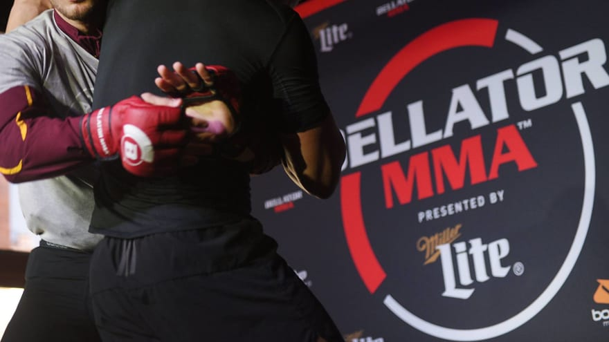Watch: 18-year-old Aviv Gozali sets Bellator record with 11-second submission victory