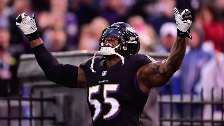 Ravens owner: Team made Terrell Suggs competitive offer