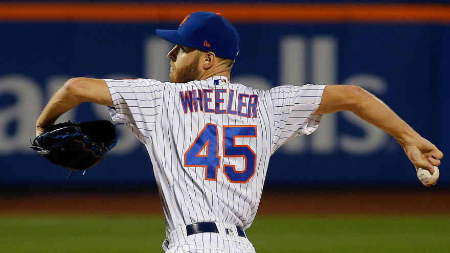 Report: Zack Wheeler likely to get upward of $100M in free agency