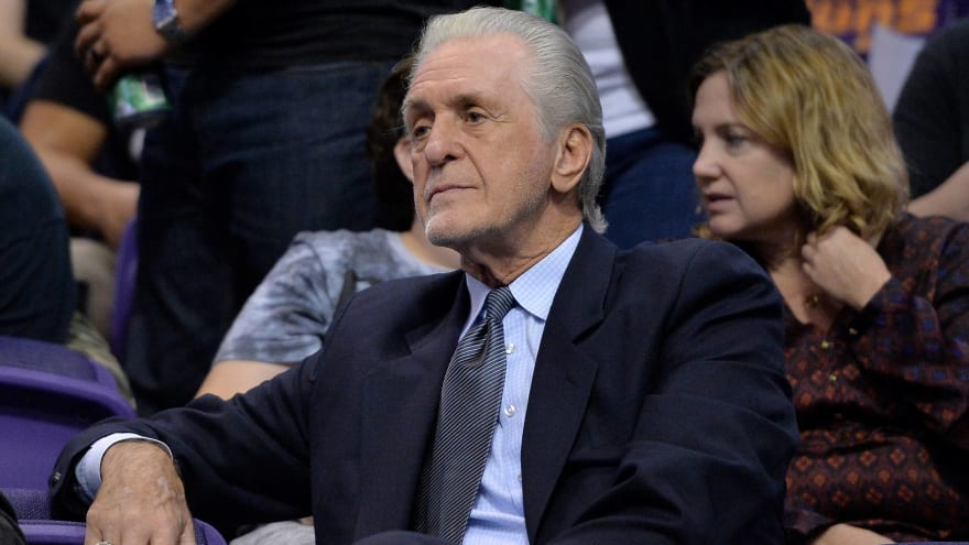 Pat Riley 'saw a dynasty fly out the window' upon LeBron James' departure