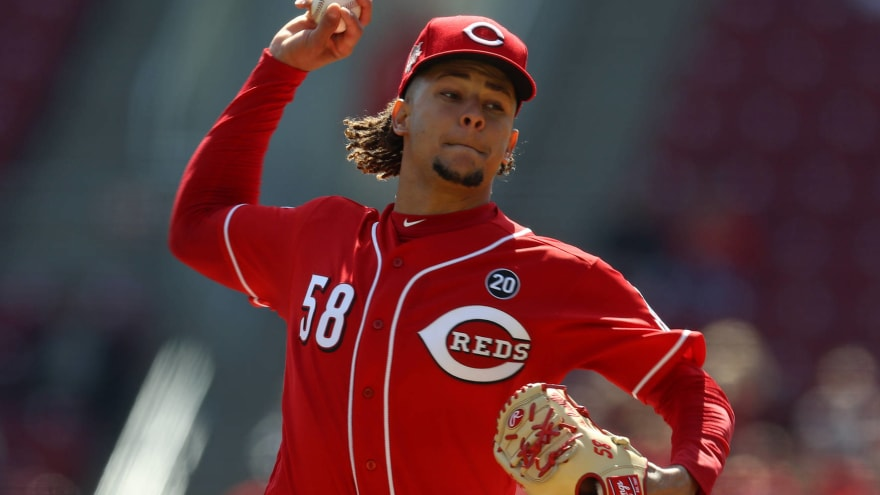 Luis Castillo's changeup has been absolutely lethal for Reds