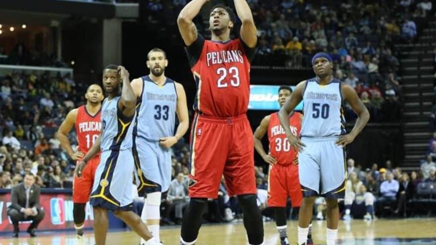 3d3a113b065 Kevin Durant  Anthony Davis will  probably lead league in scoring ...