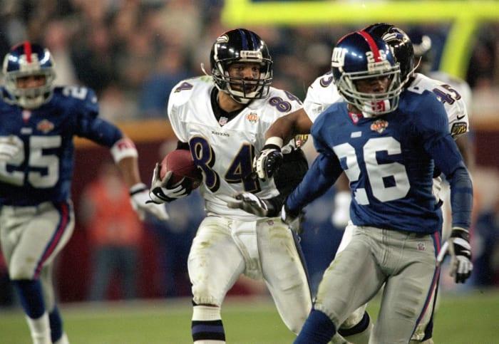 Super Bowl XXXV: Ravens vs. Giants