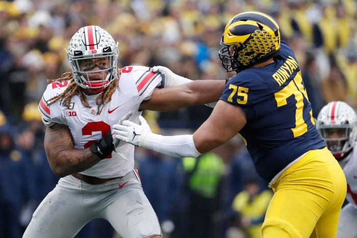 Washington Redskins: Chase Young, DE, Ohio State