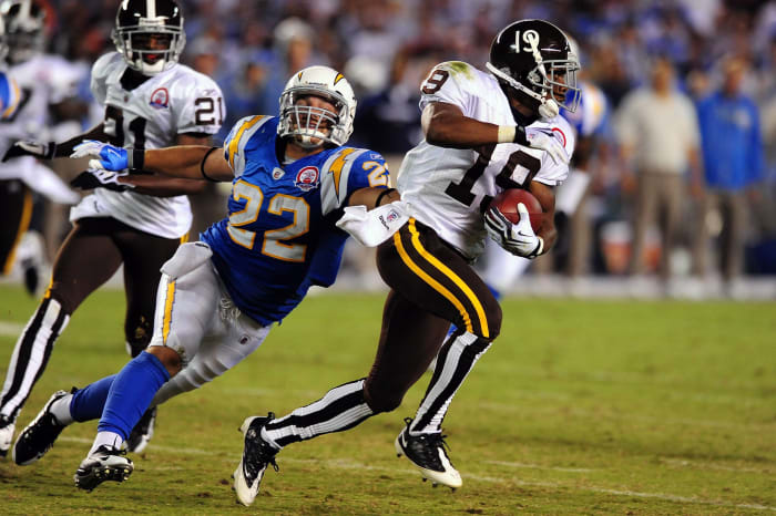 Denver Broncos' worst look: 2009 away throwback