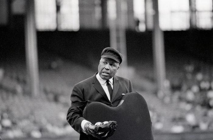 1966: First Black Umpire: Emmett Ashford