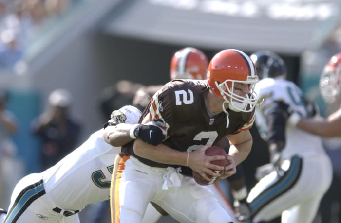 2000 Cleveland Browns