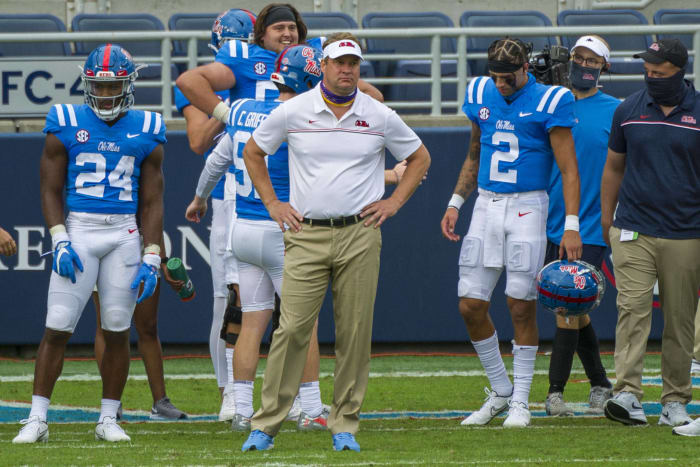 Mississippi (0-1) at Kentucky (0-1), Saturday, 4 p.m., SEC Network