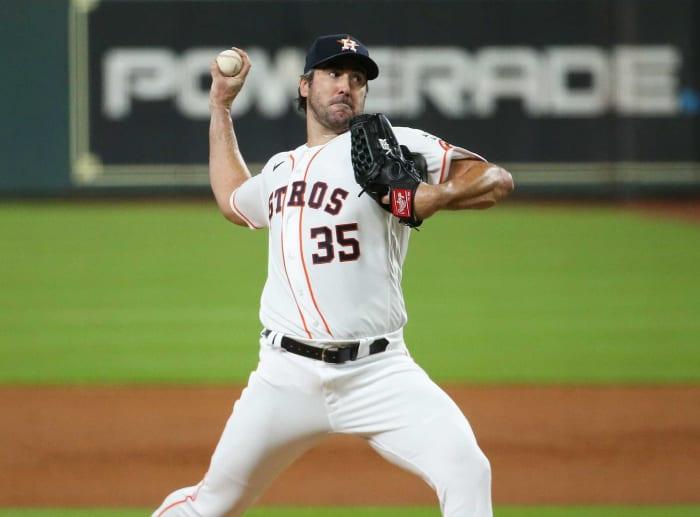 37: Justin Verlander, SP, Astros