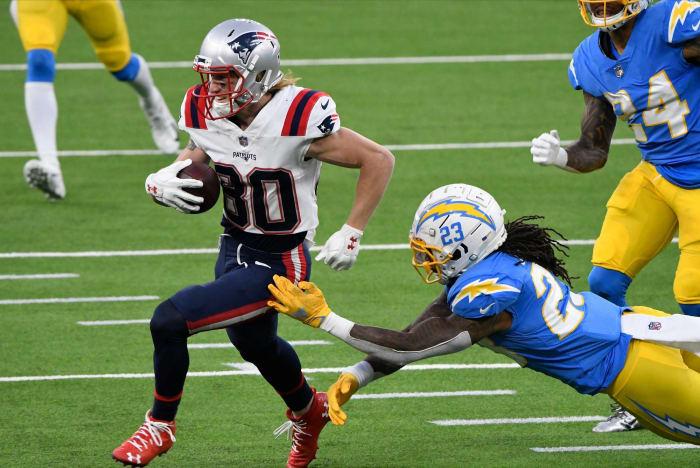 Special teams-crazed Patriots find another gem