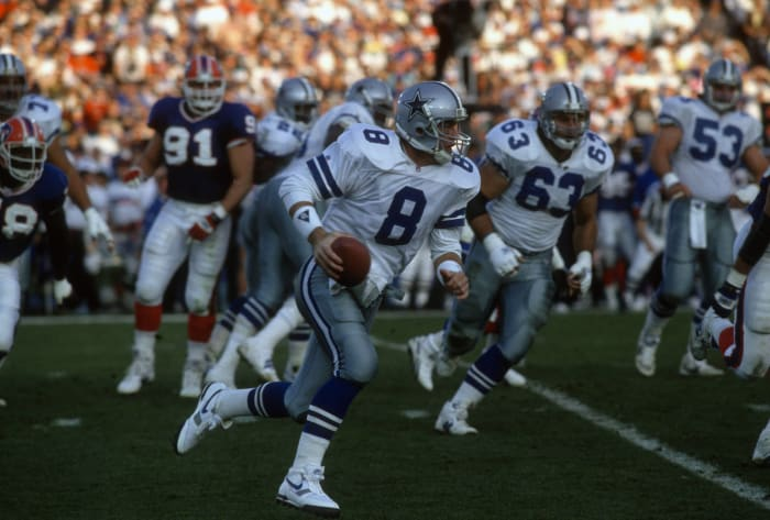 Dallas Cowboys' best look: 1964-present home white