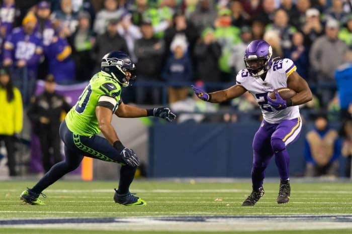Despite ending, Mattison flashes for retooling Vikings