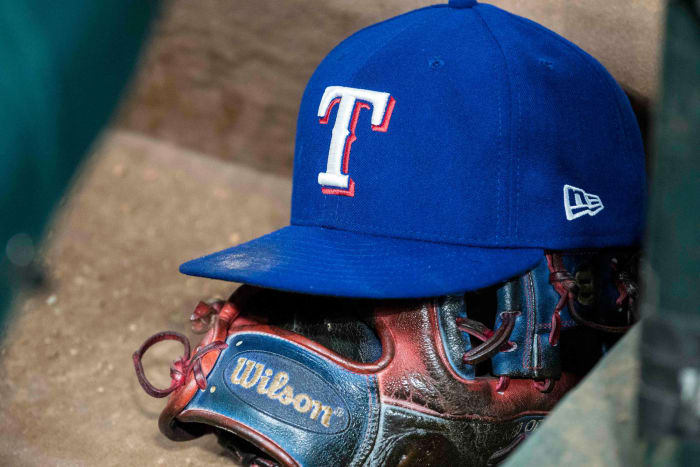 Texas Rangers: Steele Walker, OF