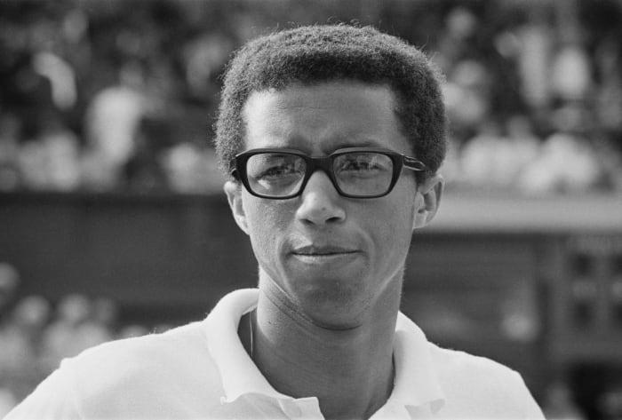 1968: First Black Tennis Grand Slam Winner: Arthur Ashe