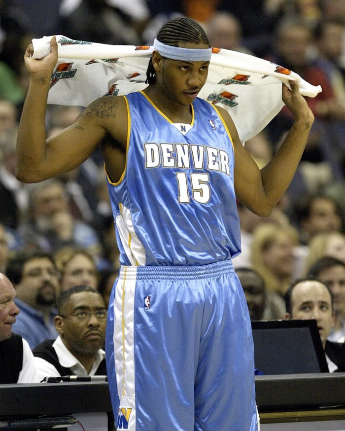 Nuggets Hall Of Famers: Redrafting The 2003 NBA Draft