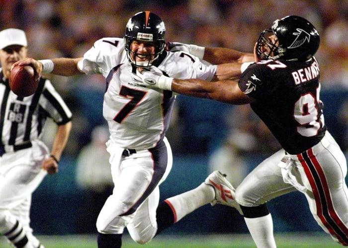 Super Bowl XXXIII: Broncos vs. Falcons