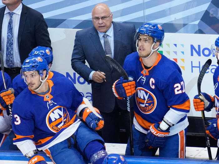 The Islanders can still lock it down