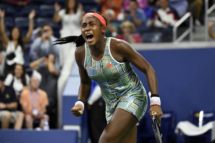 Coco's Wimbledon run - Top Sports Moments of 2019
