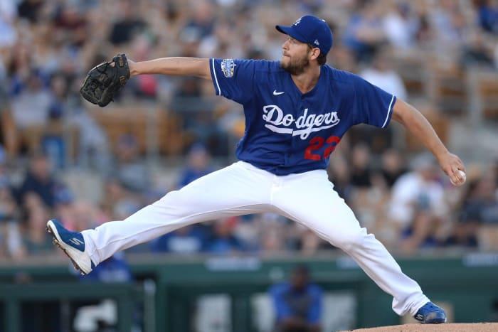 Clayton Kershaw, SP Dodgers de Los Ángeles